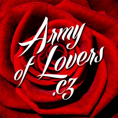 ARMY OF LOVERS.CZ • Autor webu