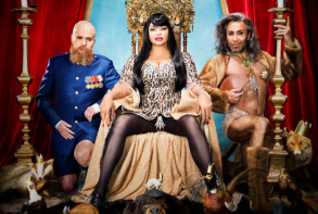 ARMY OF LOVERS.CZ • Big Battle Of Egos