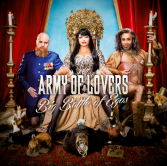 ARMY OF LOVERS.CZ - Big Battle Of Egos