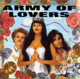 ARMY OF LOVERS.CZ - Disco Extravaganza