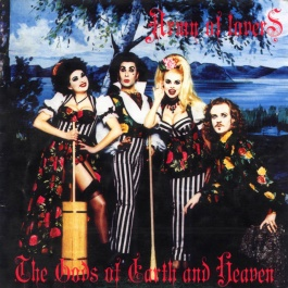 ARMY OF LOVERS.CZ - The Gods of Earth and Heaven