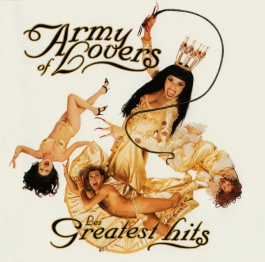 ARMY OF LOVERS.CZ - Les Greatest Hits