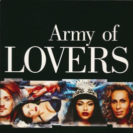 ARMY OF LOVERS.CZ - Master Series