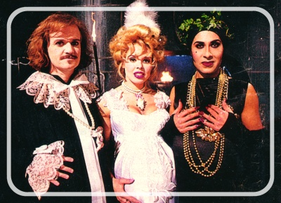 ARMY OF LOVERS.CZ • Stres ze Soudného dne