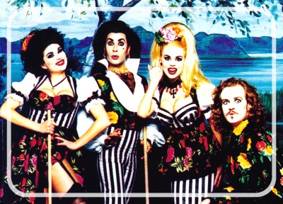 ARMY OF LOVERS.CZ • Videovaganza
