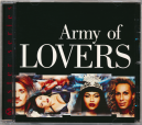 ARMY OF LOVERS.CZ • CD Master Series 533 934-2 jewel case Německo