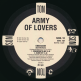 "ARMY OF LOVERS.CZ • 12"" Obsession ULT 9505-0 picture sleeve Německo"
