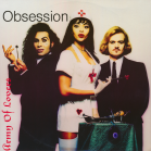 "ARMY OF LOVERS.CZ • 12"" Obsession WOKT 2009 picture sleeve Velká Británie"