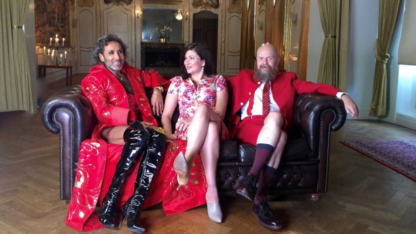 ARMY OF LOVERS.CZ - Army Of Lovers In The Holy Land