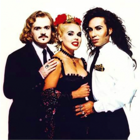 ARMY OF LOVERS.CZ